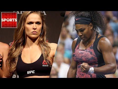 Who Is The BEST FEMALE Athlete? [Serena Williams, Ronda Rousey, Carli Lloyd…?]