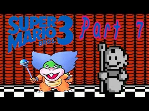 This World Is Full Of Pipes |Super Mario 3 Part Seven