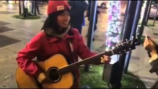 熱情活力的「腦絲」第一次彈吉他出征報佳音!!!!