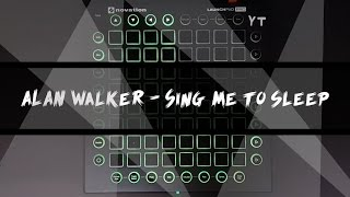 Alan Walker  - Sing Me To Sleep | Phantom Launchpad Cover + Project File