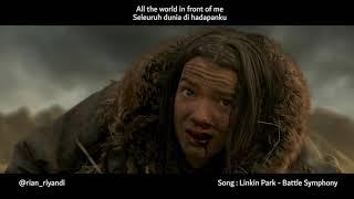 Lirik Linkin Park - Battle Symphony + Terjemahan