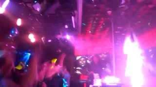 Анна Хилькевич зажгла Новогоднюю ночь 2015 в самом шикарном клубе Сочи!