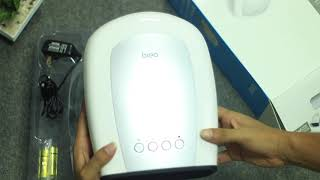 Unboxing Breo iPlam Hand Massager From Amazon USA
