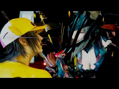 Final Fantasy XV Patch 1.08 Does The Ring Work On Aranea?