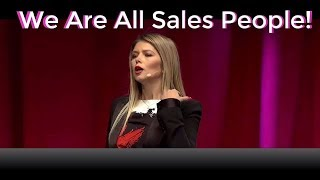 Network Marketing Tip: We Are All Sales People