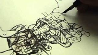 How I Draw in an Abstract Manner