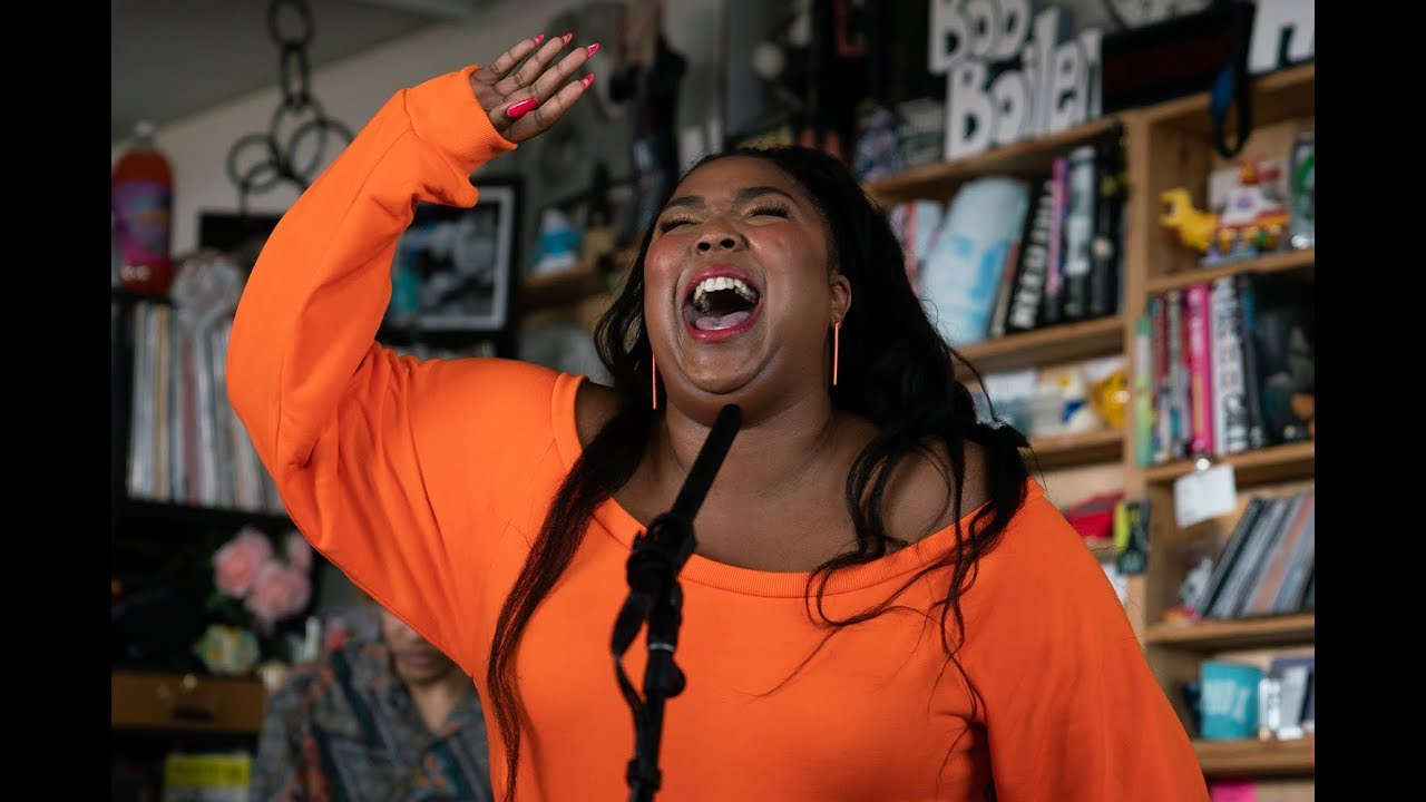 Lizzo: NPR Music Tiny Desk Concert