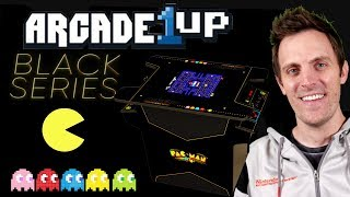 Arcade1Up Pacman Black Series - Alright...I'm Intrigued