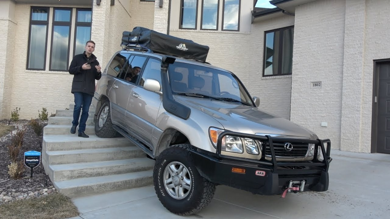Why Toyota Land Cruisers Are The Most Reliable Vehicles Ever