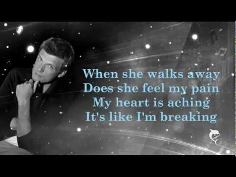 Nick Carter- So far away (lyrics)