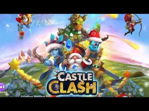 Castle Clash Hack - Unlimited Gold Gems Cheats [iOS_Android_PC] Glitch 2017