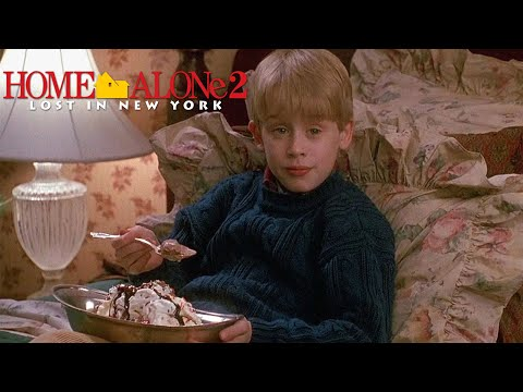 We Made Kevin's 10-Scoop Sundae from HOME ALONE 2!