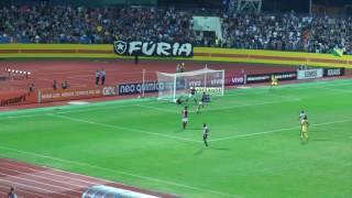 Melhores momentos de Atlético 1 x1 Botafogo
