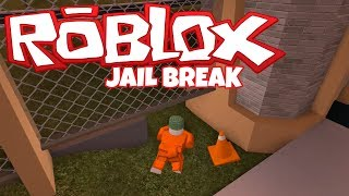FIGGEHN ESCAPES FINKAN | ROBLOX Jail Break