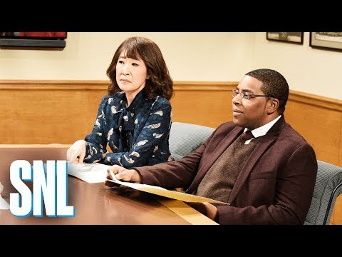 Cut for Time: College Admissions - SNL