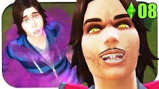Meine lächerliche VERWANDLUNG in einen VAMPIR! ☆ Sims 4