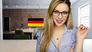 ASMR Teaching You German