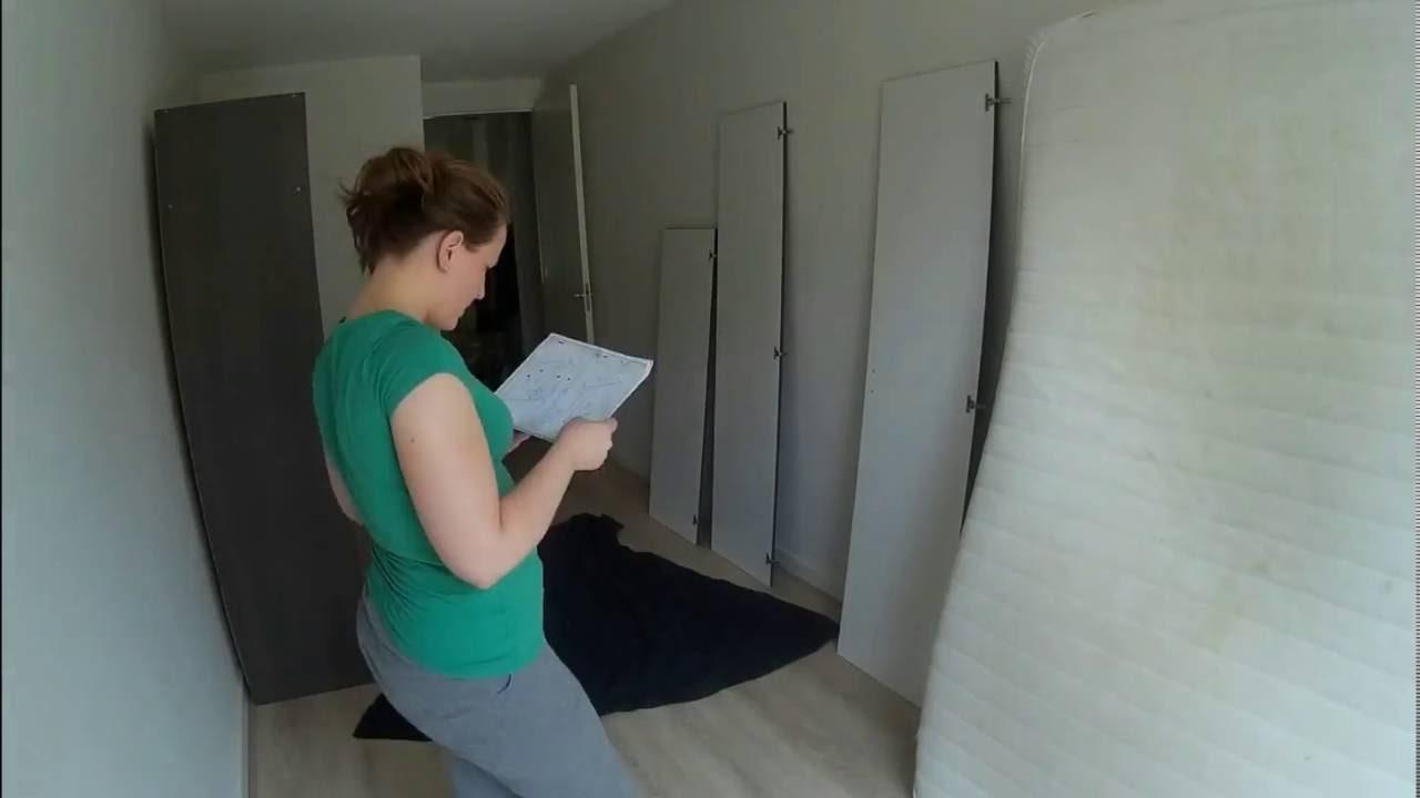 Project Kledingkast Ikea
