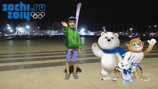 №12 - Олимпийский парк Сочи / Самые большие Поющие фонтаны / Олимпийские объекты / Экскурсия