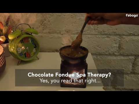 Chocolate Fondue Spa at The Nature Spa in SB Road, Pune