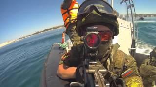 Russian Marines (Sevastopol, 2015)