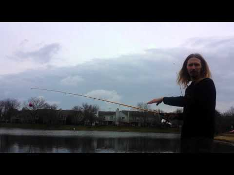 Eagle Claw Pack-It Telescopic Spinning Rod - Review
