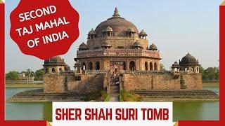 Sher Shah Suri Tomb, Sasaram, Bihar Video