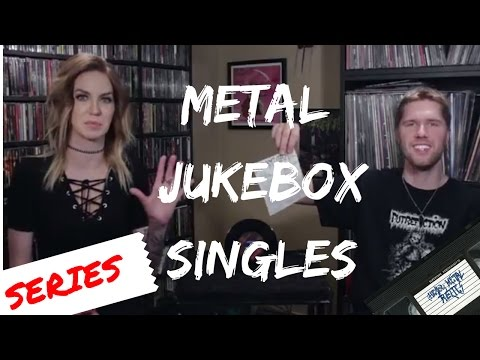 Heavy Metal Jukebox - 7 Inch EP Singles Picks