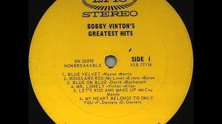 Bobby Vinton - Blue on Blue - Stereo LP - 1964 - HQ