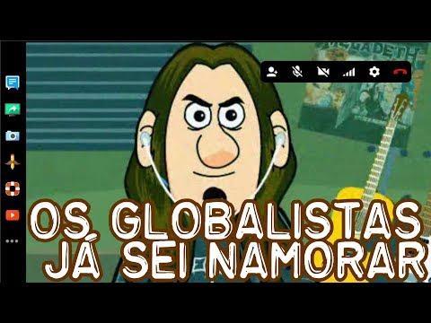 Os Globalistas cantam pra você, seu manipulado!