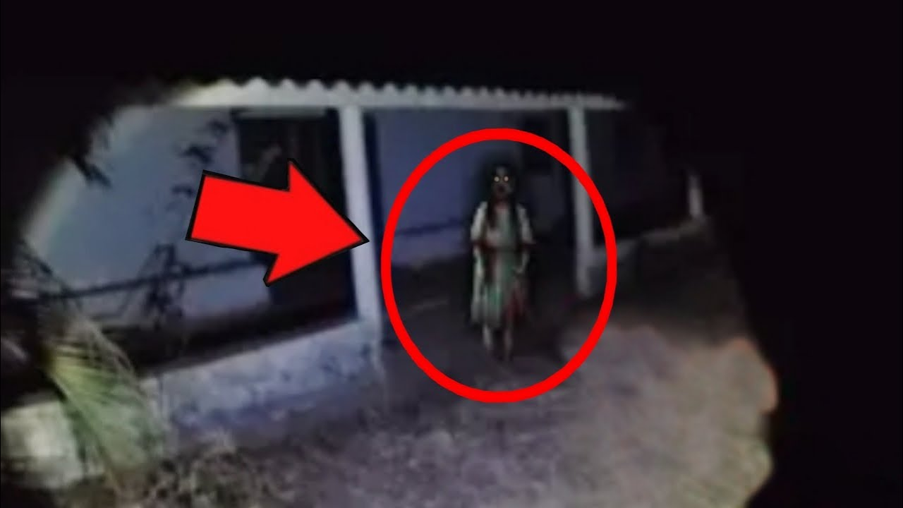 Top 5 GHOST Videos That Will GIVE You The SHUDDERS !!