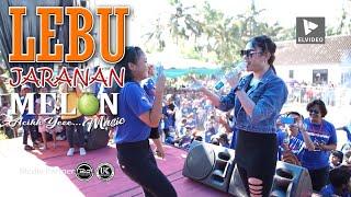 Lebu (Jaranan) Alvi Ananta   Melon Music [Live] Glondong - Blimbingsari