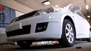 Nissan Tiida ремонт