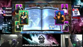 The House of Crack Presents - The OverDrive Series/Umvc3 - 2 / 6
