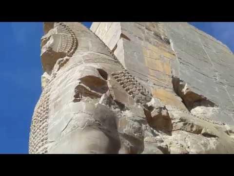 Persepolis Persian Empire shiraz Iran رحلة الى مدينة تخت جمشيد في مدينة شيراز ايران