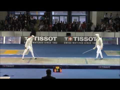 94 yıllık Türk eskrim tarihinin ilk Dünya Şampiyonluğu (İbrahim Ahmed Acar-01.04.2017)