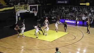 Las mejores jugadas del año en Obras Basket (19-12-2018)