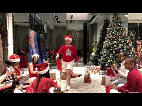 christmas party exchange gift 2020 new year dubai gohar info #expo2020 expo2020