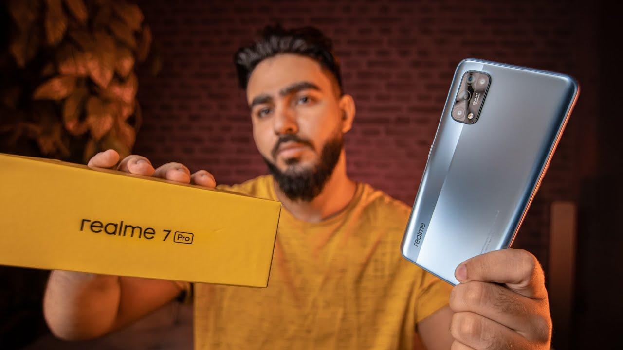 الفيديو ده هيغير رأيك تماما عن الموبايل | Realme 7 Pro