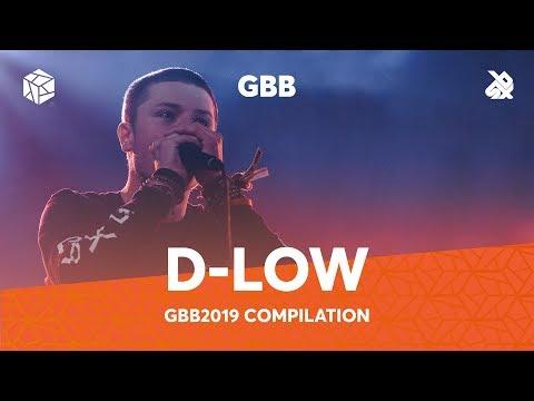 D-LOW | Grand Beatbox Battle Champion 2019 Compilation