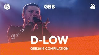 D-LOW | Grand Beatbox Battle Champion 2019 Compilation