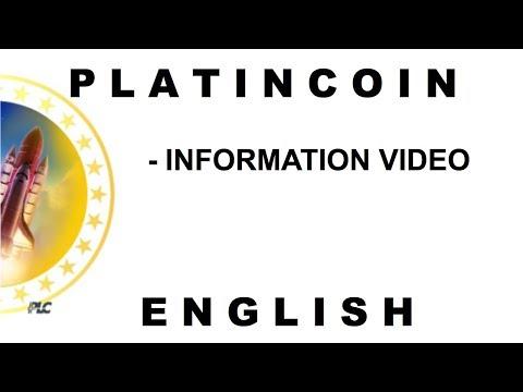 PLATINCOIN Information video | english [PLC GROUP]