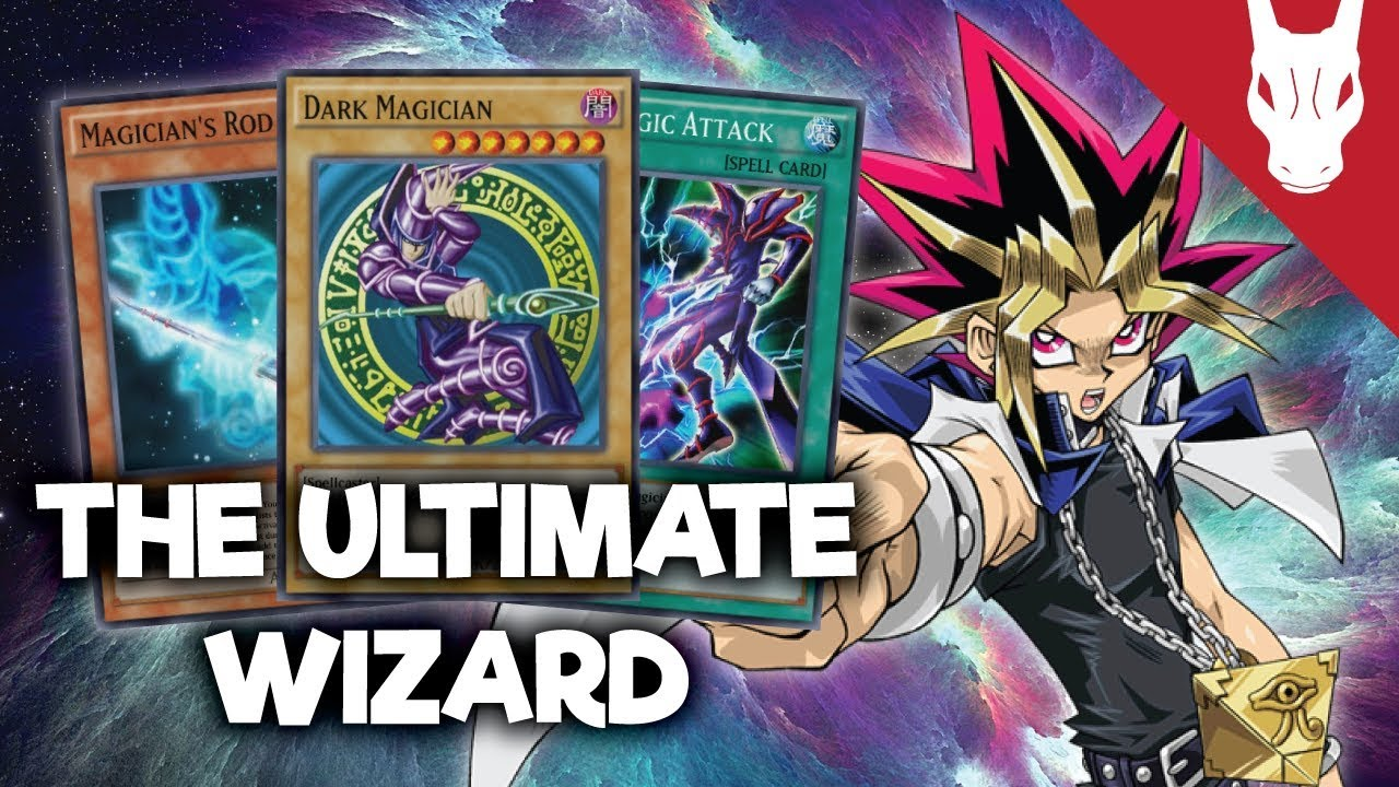 The Ultimate Wizard Dark Magician Yu Gi Oh Duel Links Ranked Pvp