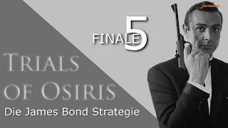 """Die James Bond Osiris Strategie #5 """"Was wirklich geschah. Lightning zerstört seinen Monitor!"""""""
