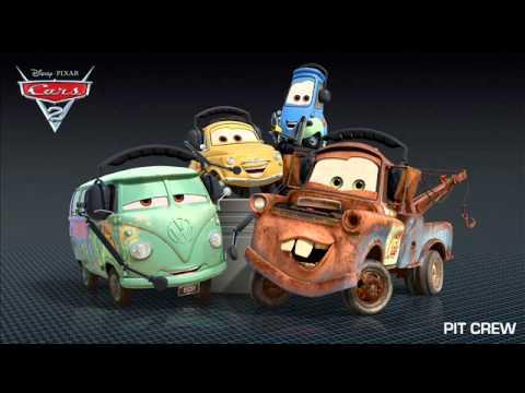 Cars  Collision Of Worlds Lyrics