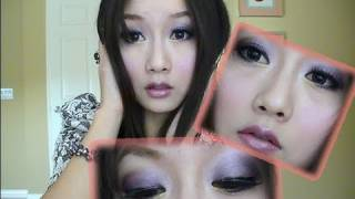 Valentine's Day Romantic Makeup Tutorial 情人节妆容-- Sweet & Sexy & Special & Simple