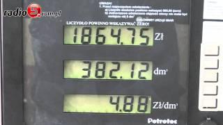 Wróciły wysokie ceny paliw