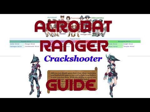 [Flyff - Guide] 1o1 Acrobat | Ranger | Crackshooter