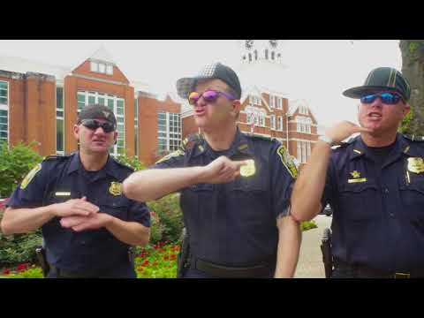 Henry County Police Department Lip Sync Challenge Video
