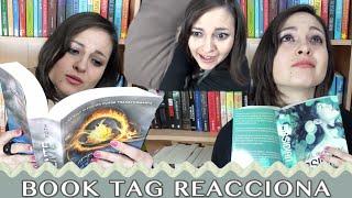 Book Reaction Tag (español) | Book Tag Reacciona